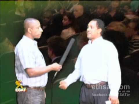 ESAT Breaking News:  Meles Zenawi humilated by  Abebe Gellaw in G8 meeting May 2012
