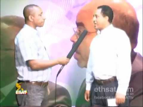 Meles Zenawi speech interrupted by Abebe Gellaw at G8 summit 2012