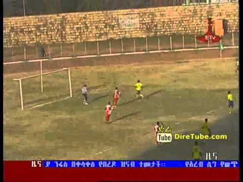 Ethiopian Sport – ETV 1PM Sport News – Jan 8, 2012