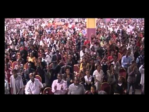 New Ethiopian protestant mezmur Millenium Hall preaching by Pastor Mo.Part 3 You Go City Church