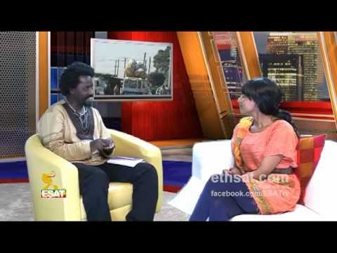 Abe Tokichaw Interview with Menalesh Meti ESAT Ethiopia