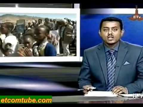 ETV NEWS in Amharic – Tuesday February 19 , 2013