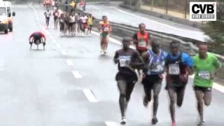 VINCENT KIPLAGAT WINS TOP TITLE IN EURASIA MARATHON