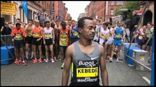 Bupa Great Manchester Run 2012 (Part 1 of 2)
