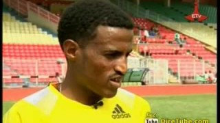 Ethiopian Sport Team Ethiopia Training for IAAF World Championship Moscow 2013