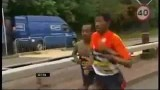 Haile Gebreselassie won  2012 Great Manchester Run 10k