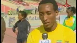 Ethiopia Athletics Team travels to Istanbul for World Indoor Championships