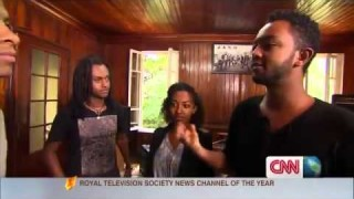 Ethiopian music amharic band  Jano Band on CNN
