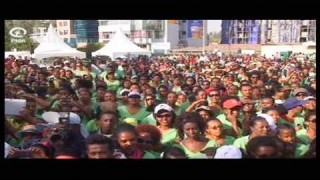 Ethiopian Girls and Women Run in support of Girl's Education & Empowerment
