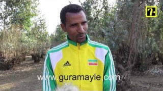 Interview with athlete Gebregziabher Gebremariam part 1/2
