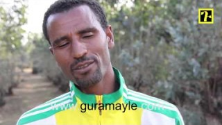Interview with athlete Gebregziabher Gebremariam part 2/2