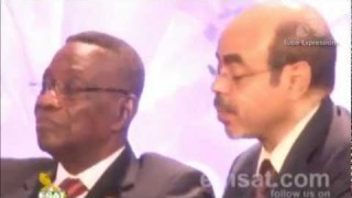 Ethiopia, Meles Zenawi attacked at G8 summit