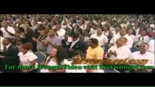This is an Amharic gospel song(mezmur)  Efram alemu new mezmure