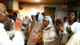 Ethiopian Orthodox mezmur/song Leading by Archdeacon Workineh at Hamere Noah Kidane Mihret