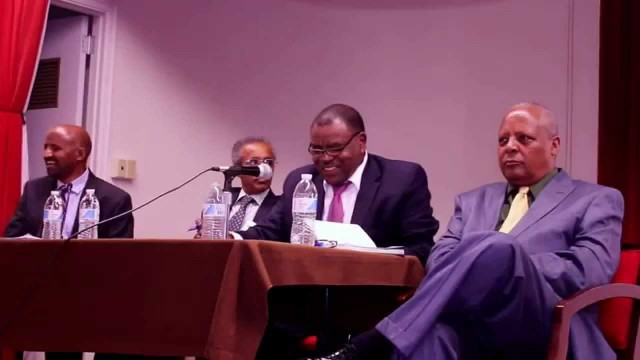 28TH OSA ANNUAL CONFERENCE PRESENTATION BY OROMO POLITICIANS PART 2