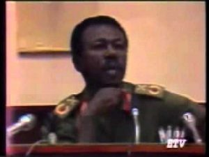 Watch Ethiopia | Col. Mengistu Haile Mariam's speech