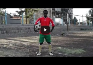 Watch Ethiopian Messi Haileysus Melkamu Football Tricks Addis Abeba, Ethiopia